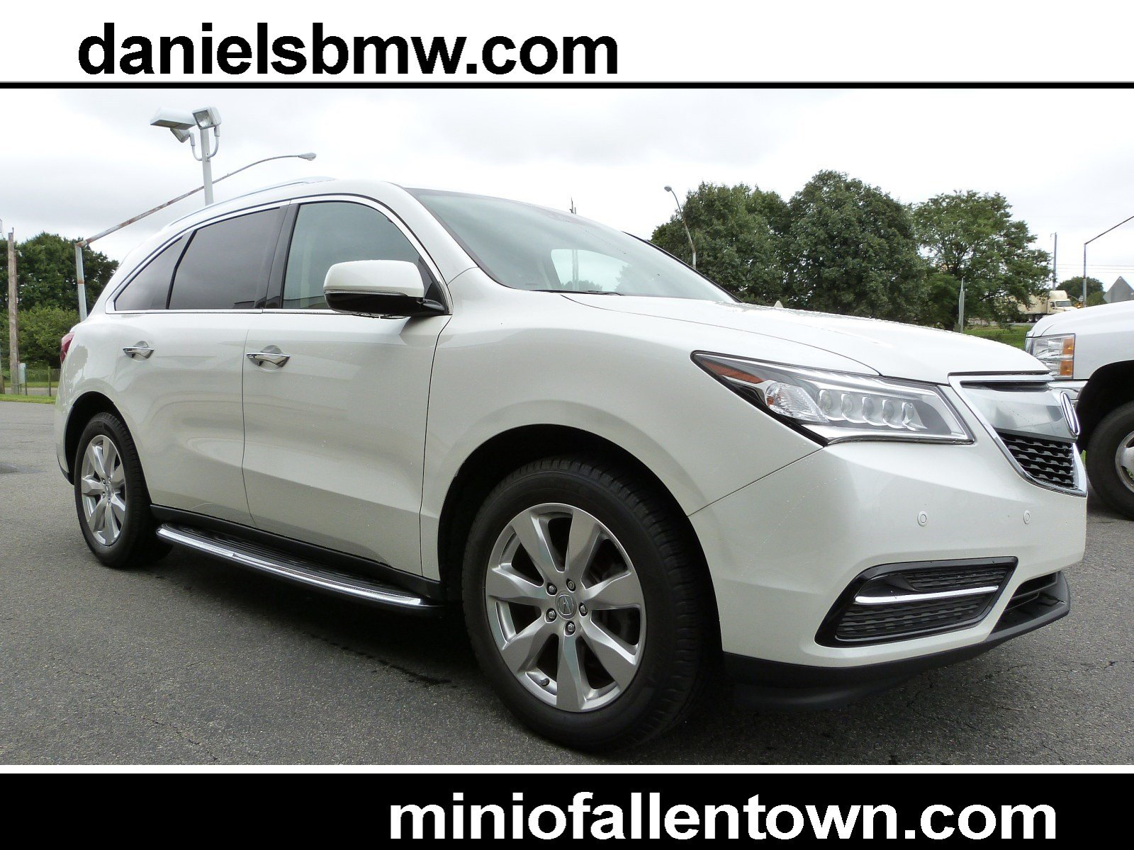 Pre Owned 2016 Acura MDX w Advance Sport Utility in Allentown
