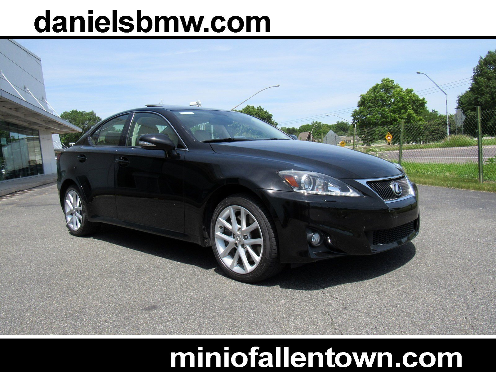 Pre-Owned 2012 Lexus IS 350 4DR SDN AWD