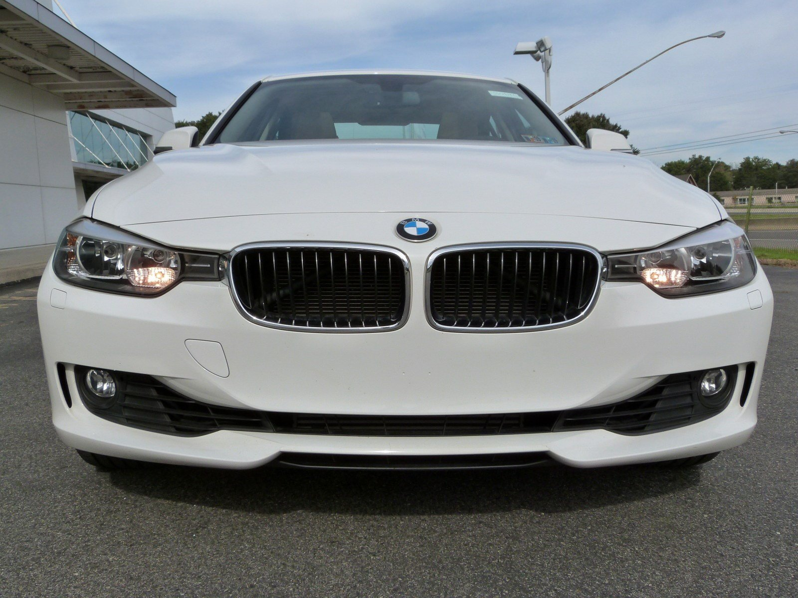 Pre Owned 2015 BMW 3 Series 328i xDrive 4dr Car in Allentown