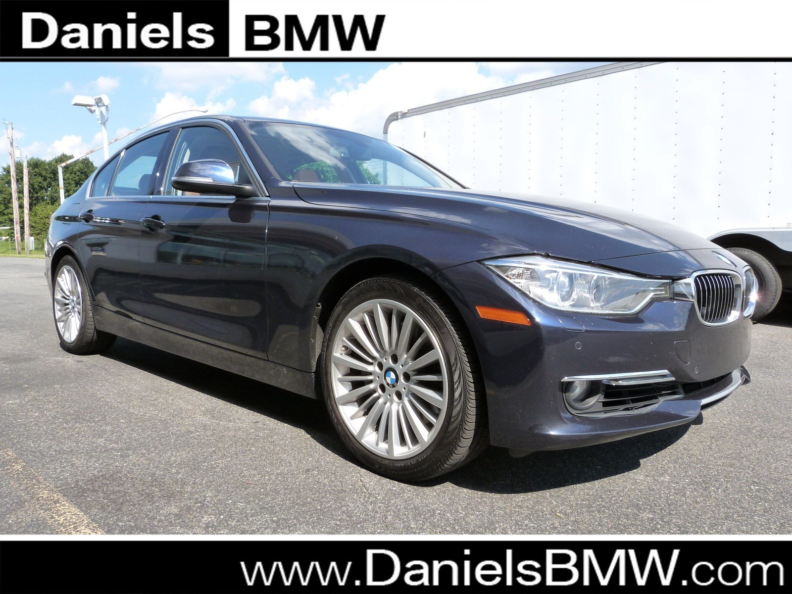 Pre Owned 2014 BMW 3 Series 335i xDrive 4dr Car in Allentown