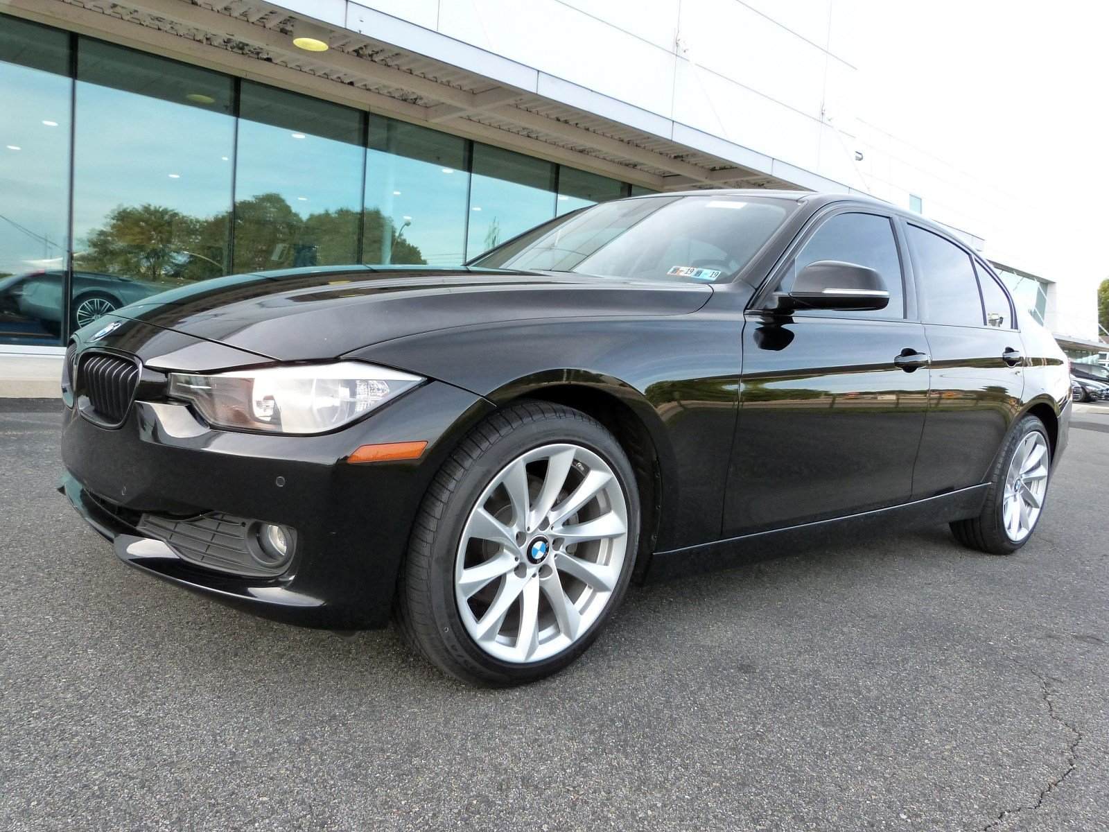Pre Owned 2015 BMW 3 Series 320i xDrive 4dr Car in Allentown