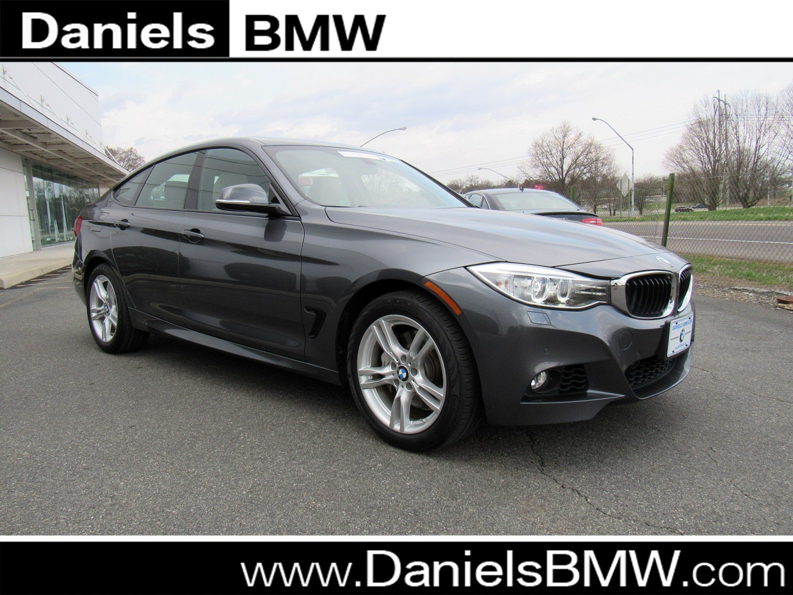 Pre-Owned 2016 BMW 3 Series Gran Turismo 335i xDrive