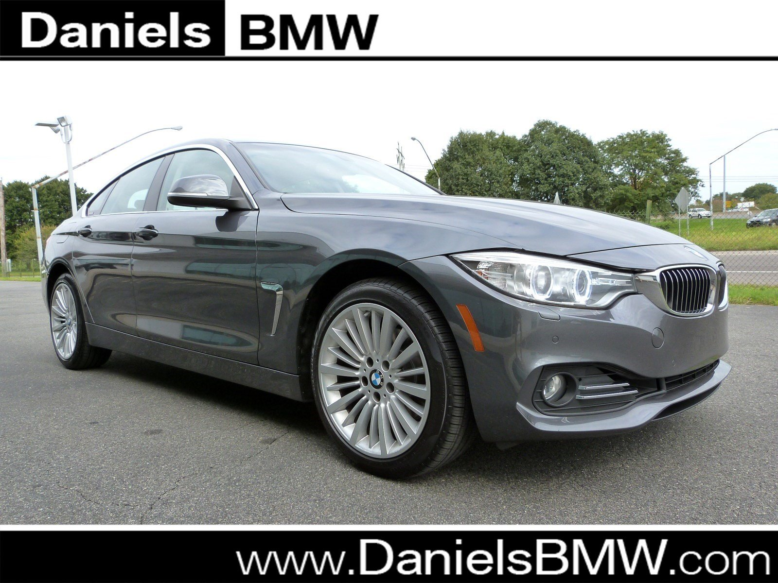 Pre Owned 2015 BMW 4 Series 428i xDrive Hatchback in Allentown