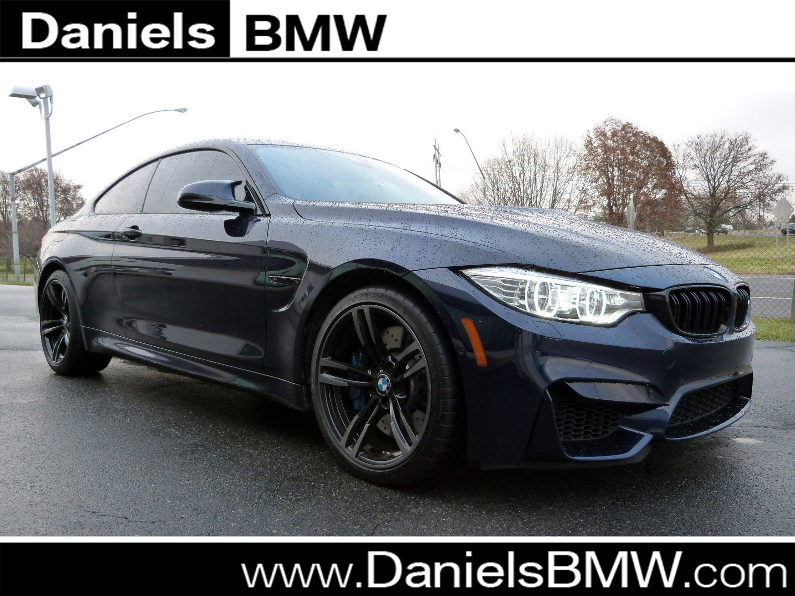 Pre Owned 2017 BMW M4 2DR CPE 2dr Car in Allentown A P