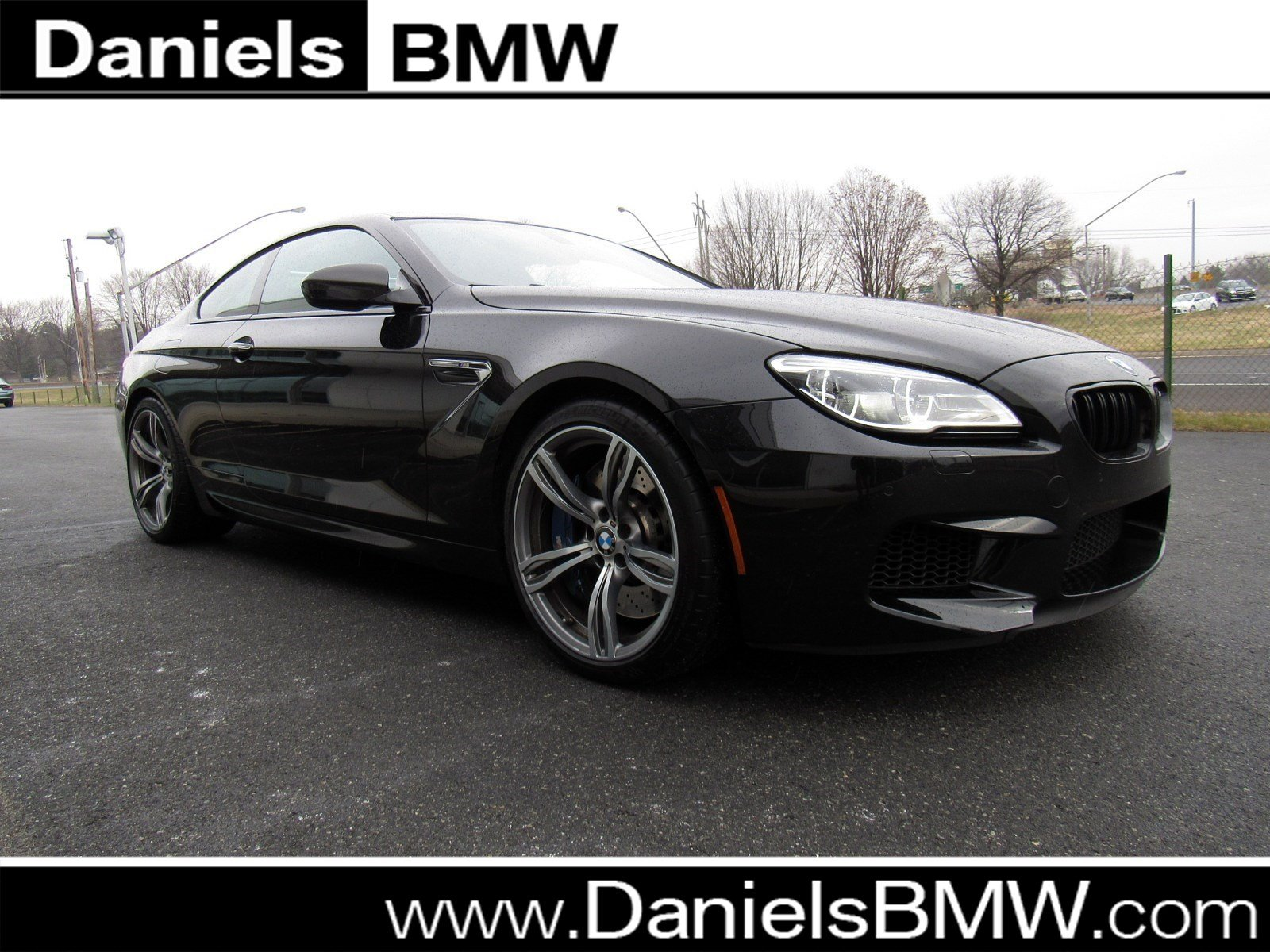 Pre-Owned 2017 BMW M6 2DR CPE