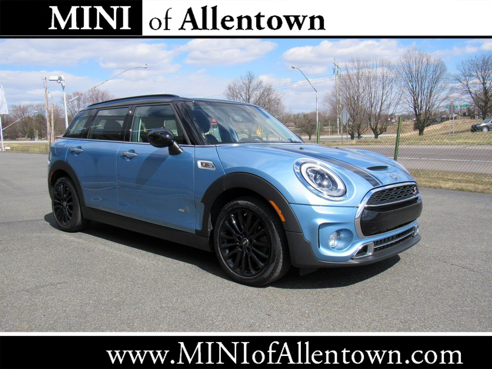 Certified Pre Owned 2019 Mini Clubman Cooper S