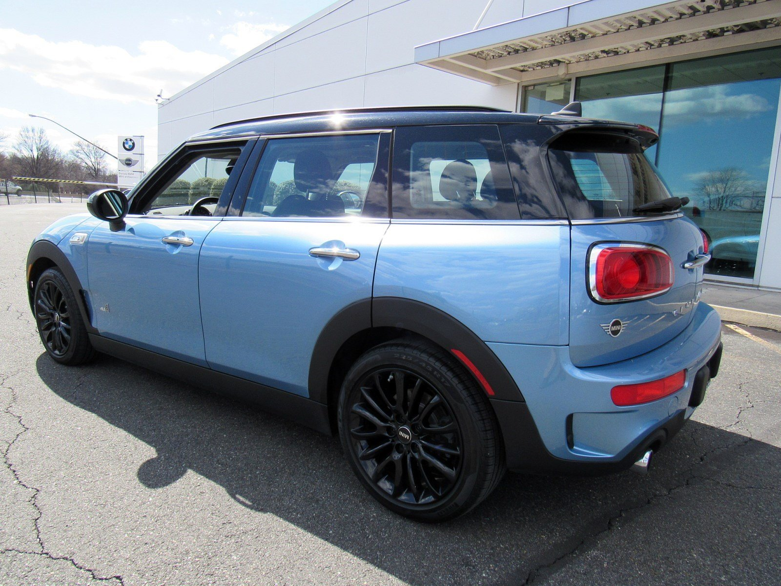 Certified Pre Owned 2019 Mini Clubman Awd Cooper S In Allentown