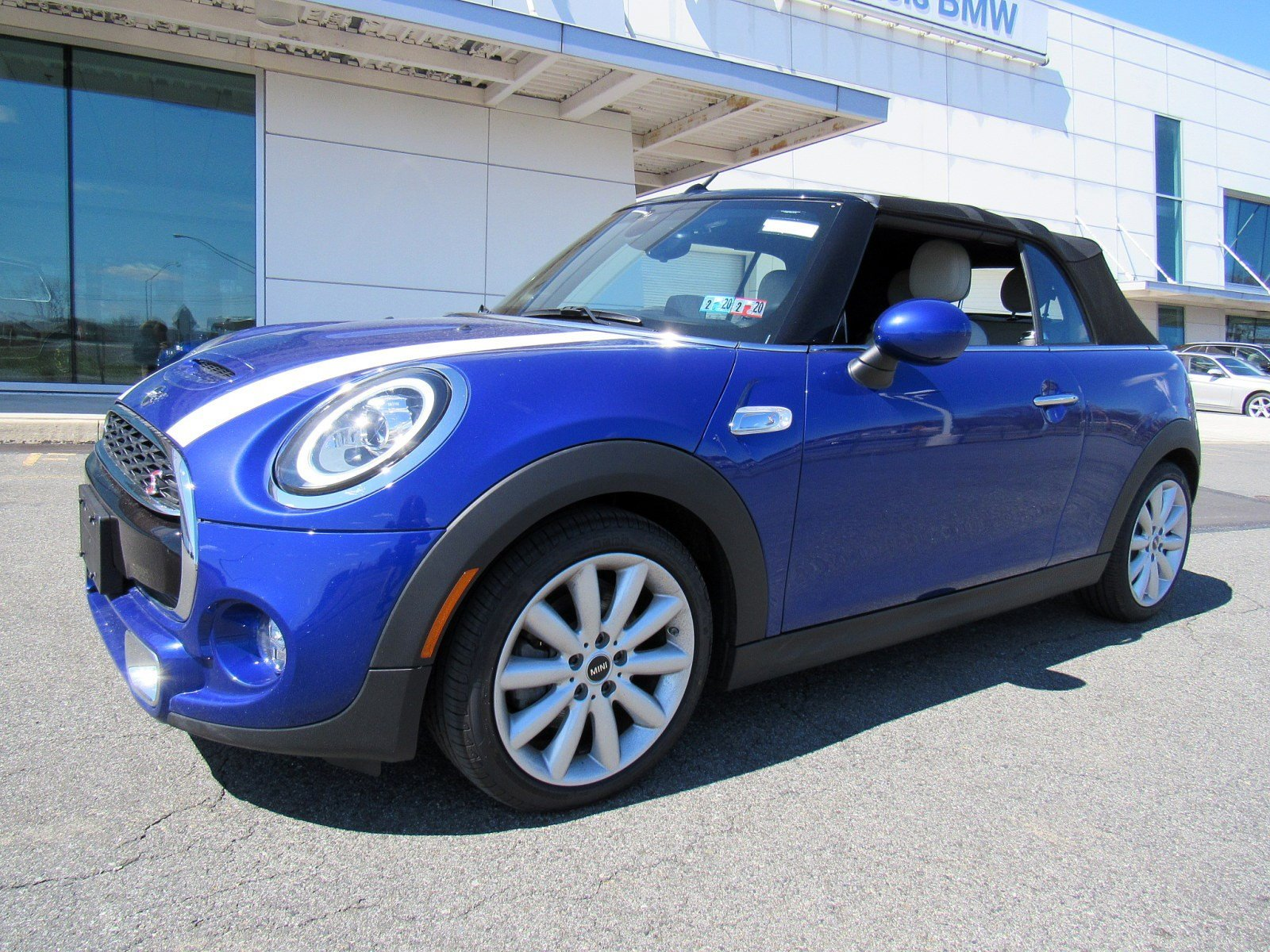 Pre-Owned 2019 MINI Convertible Cooper S Convertible in ...