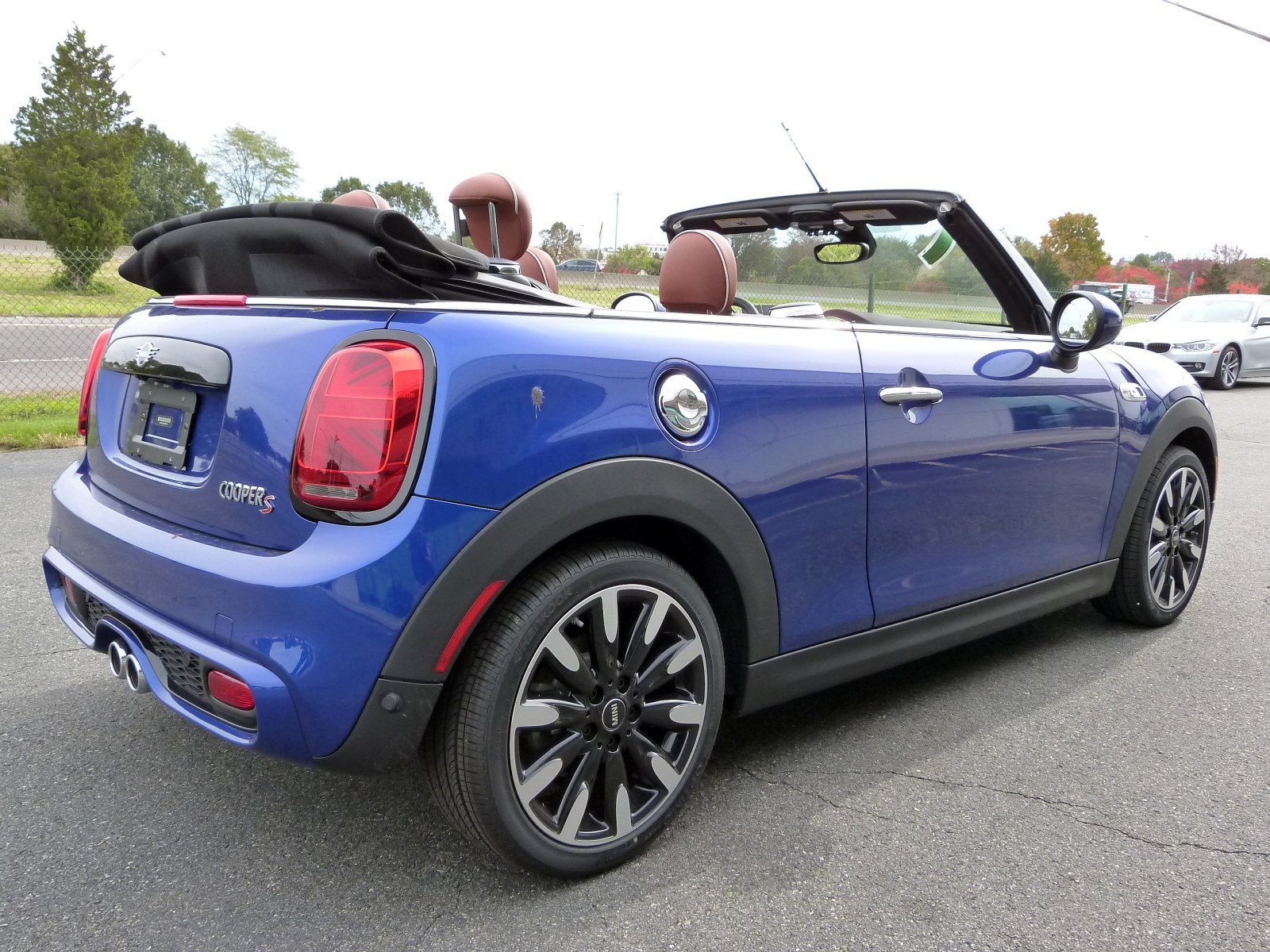 New 2019 MINI Cooper S Convertible Cooper S Convertible in ...
