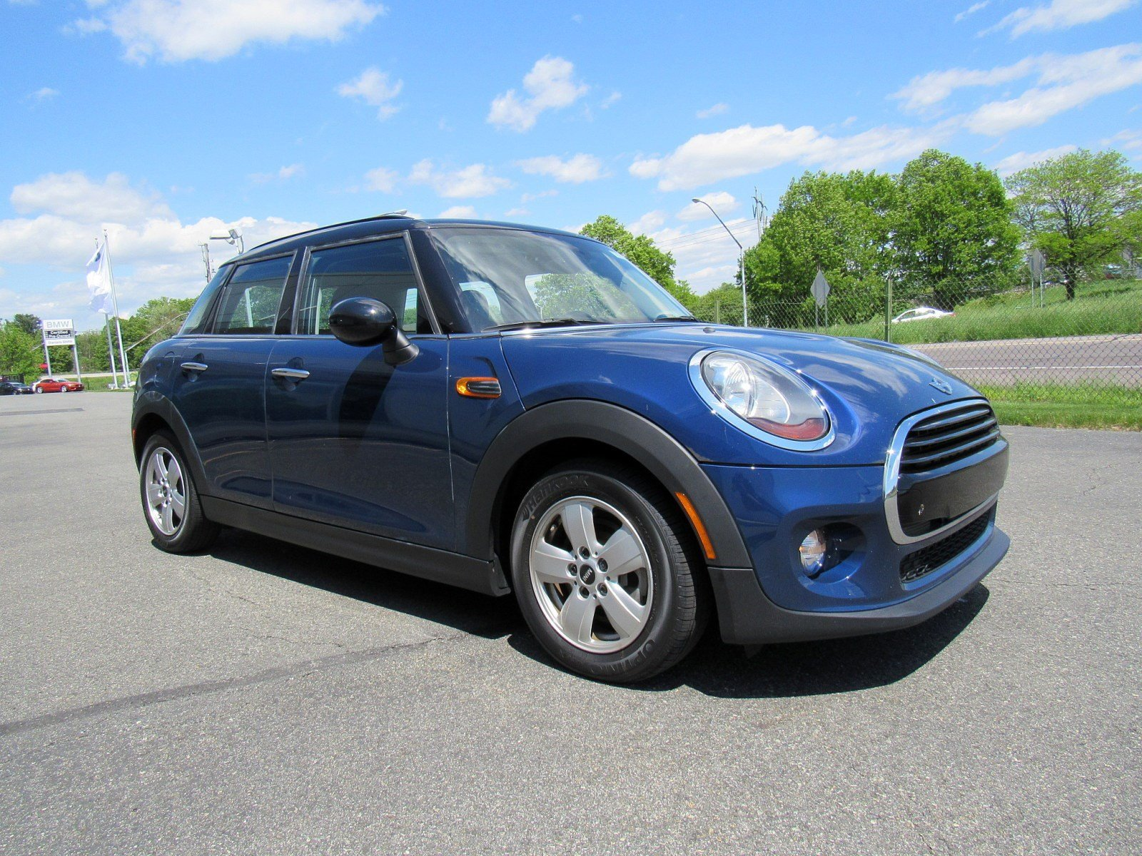 Certified Pre Owned 2016 Mini Cooper Hardtop 4 Door Fwd 4dr Hb In