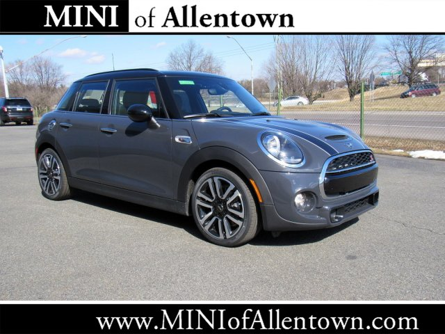 New 2019 MINI Hardtop 4 Door Cooper S