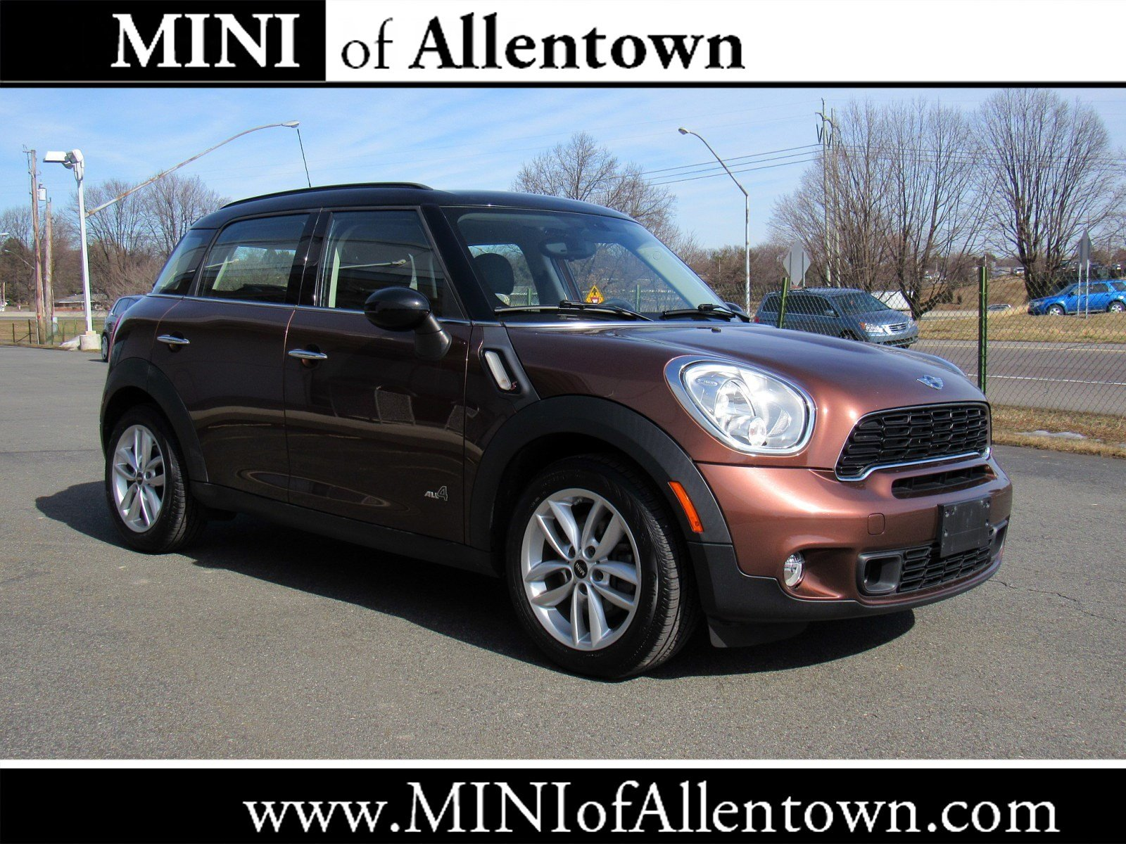 Pre-Owned 2013 MINI Cooper Countryman S ALL4