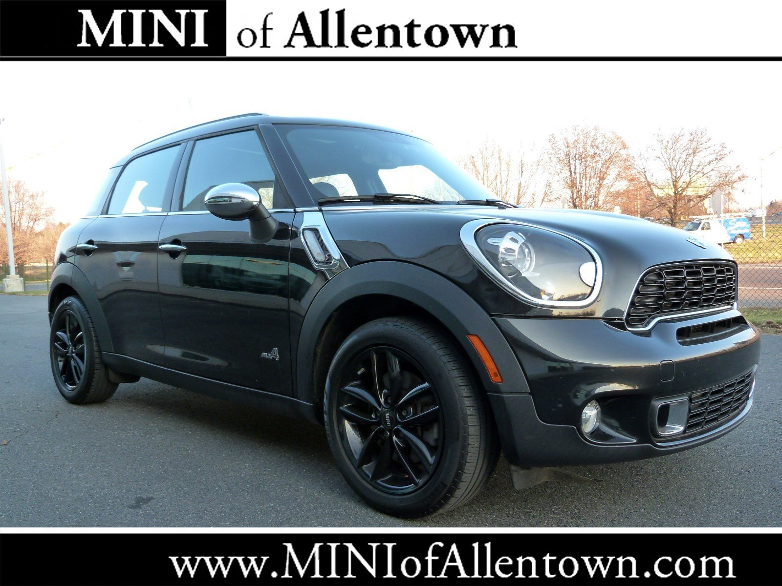 Pre-Owned 2014 MINI Countryman Cooper S