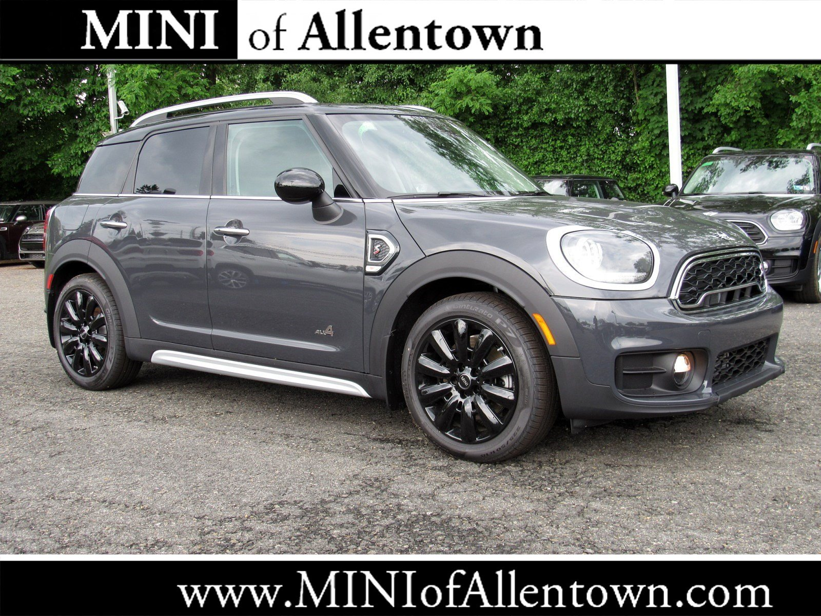 New 2019 Mini Countryman Awd Cooper S In Allentown 3e70136 Mini