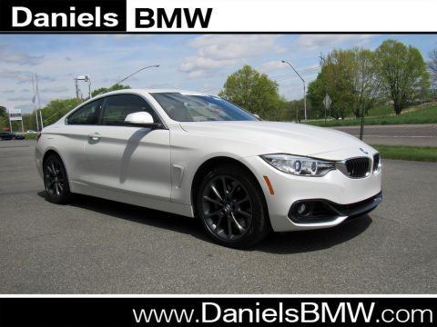 Pre-Owned 2016 BMW 4 Series 435i xDrive