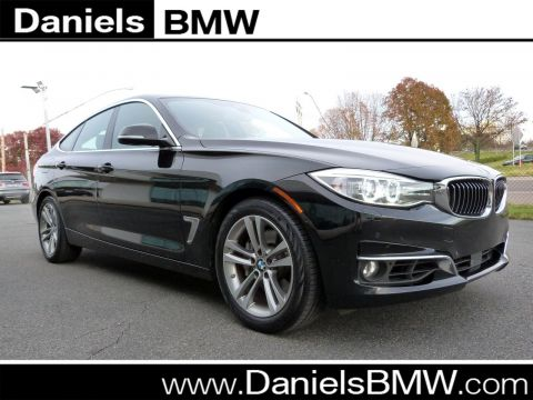 Certified Pre-Owned 2016 BMW 3 Series Gran Turismo 335i xDrive