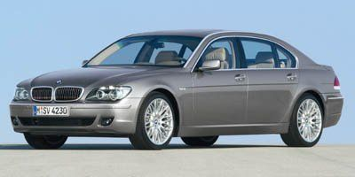 Pre-Owned 2006 BMW 7 Series 750i