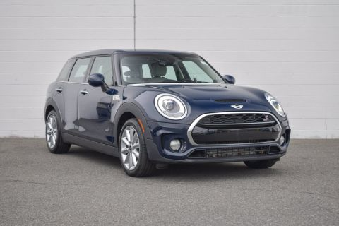 Pre-Owned 2017 MINI Clubman Cooper S