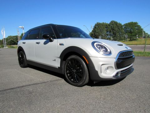 Certified Pre-Owned 2019 MINI Clubman Cooper S