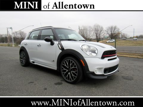 Certified Pre-Owned 2015 MINI Countryman John Cooper Works