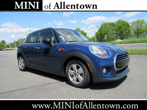 Certified Pre-Owned 2016 MINI Cooper Hardtop 4 Door 4DR HB