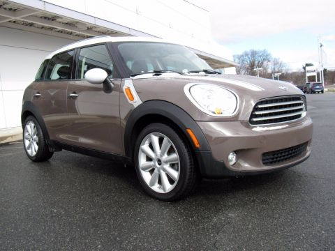 Pre-Owned 2012 MINI Cooper Countryman 4DR FWD