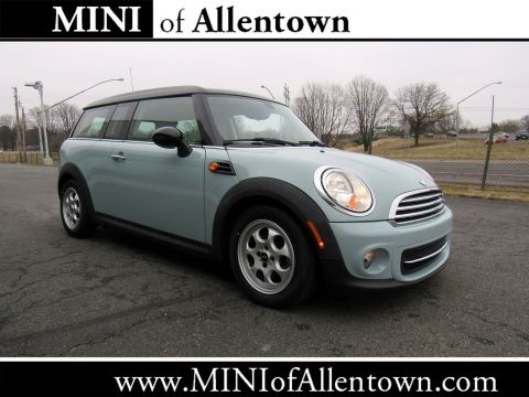 Pre-Owned 2014 MINI Cooper Clubman 2DR CPE